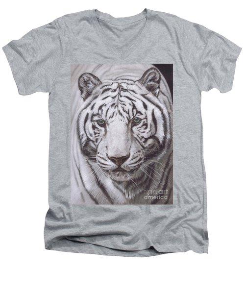 The Pale Hunter Men's V-Neck T-Shirt
