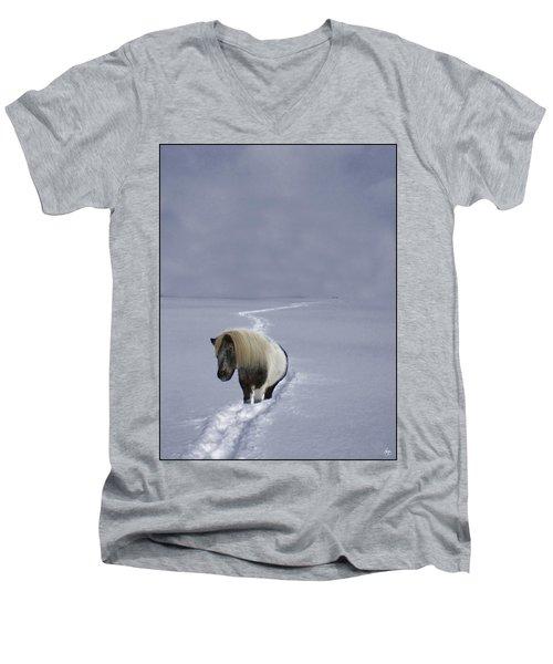 The Ponys Trail Men's V-Neck T-Shirt
