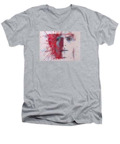 The Prettiest Star Men's V-Neck T-Shirt