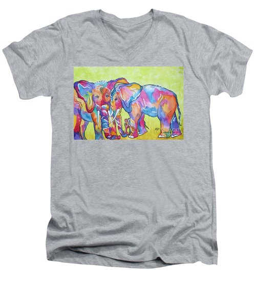 The Protectors Men's V-Neck T-Shirt