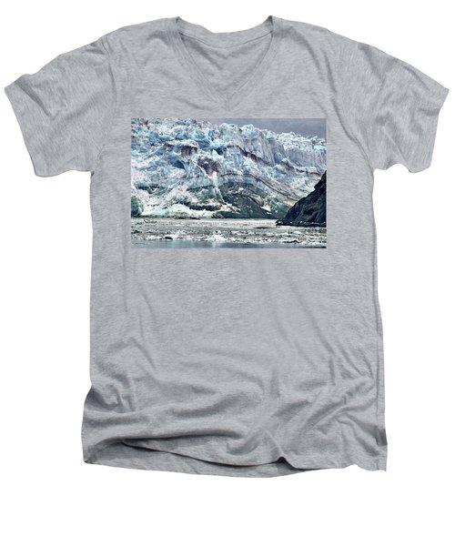 The Push Men's V-Neck T-Shirt
