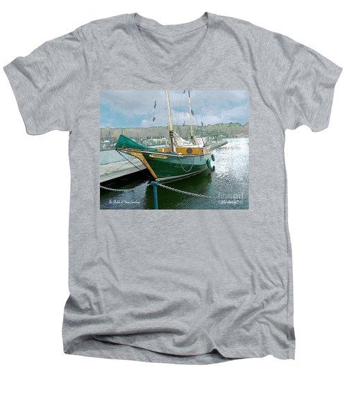 The Shiloh Men's V-Neck T-Shirt