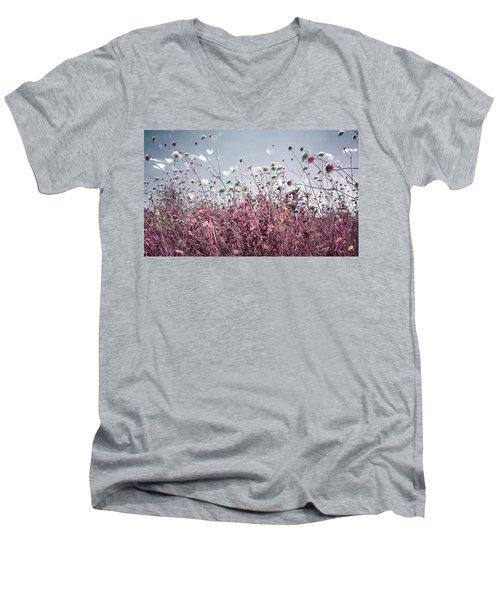 The Stranger In Love  Men's V-Neck T-Shirt
