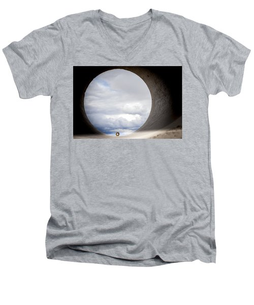 The View Above Men's V-Neck T-Shirt