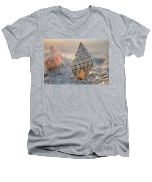 The Voice Of The Sea Men's V-Neck T-Shirt