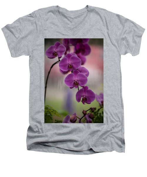 The Waiting Men's V-Neck T-Shirt by Mike Reid