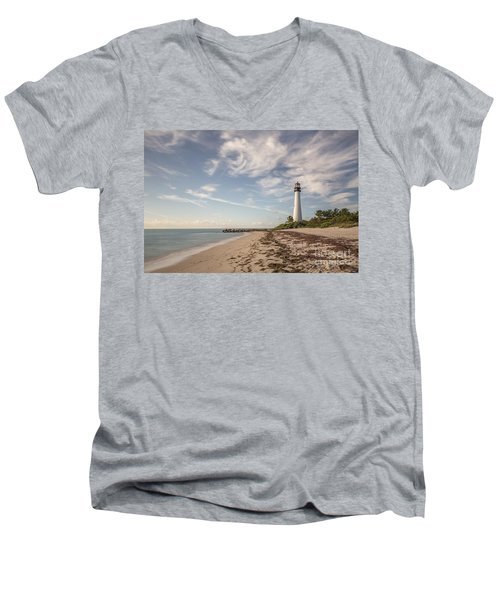 The Way Back Home Men's V-Neck T-Shirt