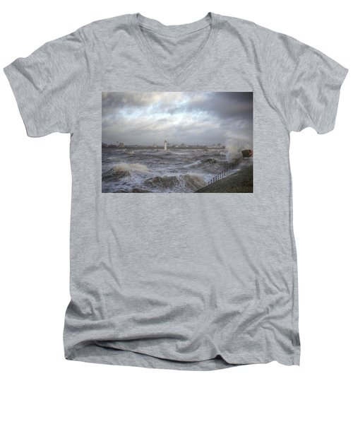 The Wild Mersey Men's V-Neck T-Shirt