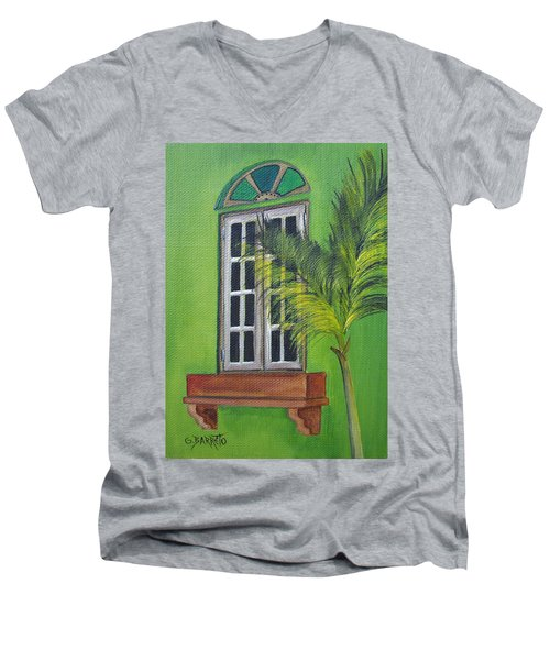 The Window Men's V-Neck T-Shirt