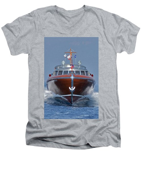 Thunderbird Yacht Men's V-Neck T-Shirt