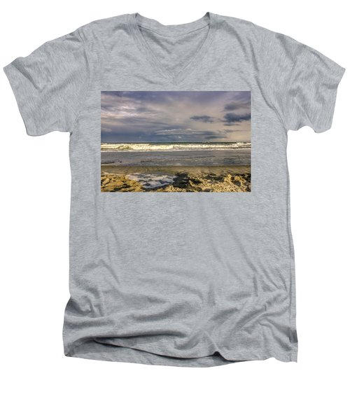 Tidal Pool Men's V-Neck T-Shirt