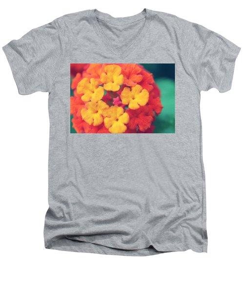 To Make You Happy Men's V-Neck T-Shirt