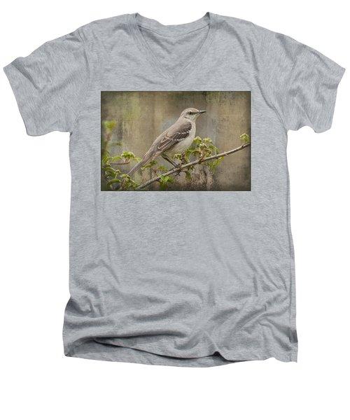To Still A Mockingbird Men's V-Neck T-Shirt