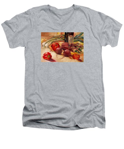 Tom's Bounty Men's V-Neck T-Shirt
