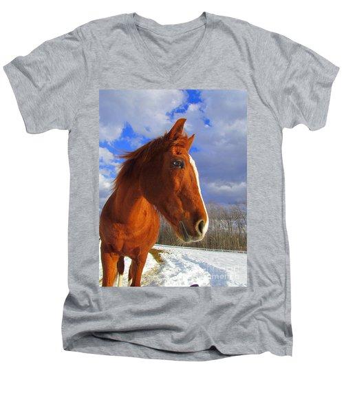 Tori Girl Men's V-Neck T-Shirt