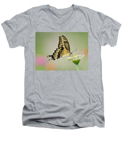 Torn Beauty Men's V-Neck T-Shirt