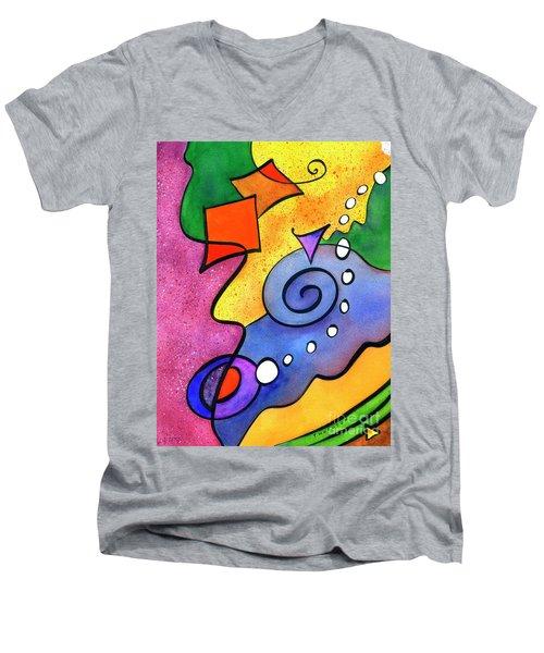 Tradewinds Men's V-Neck T-Shirt