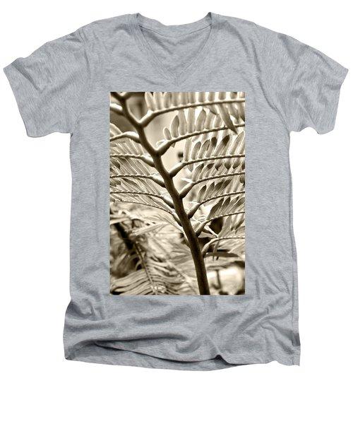 Translucidity Men's V-Neck T-Shirt