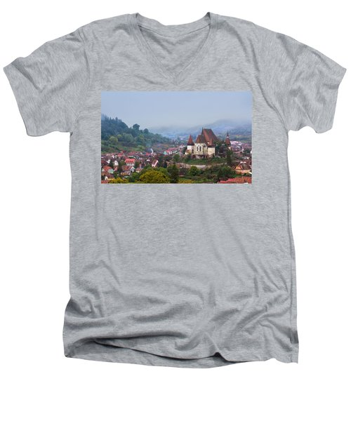 Transylvania Men's V-Neck T-Shirt