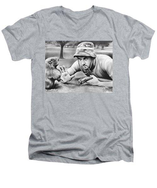 Tribute To Caddyshack Men's V-Neck T-Shirt