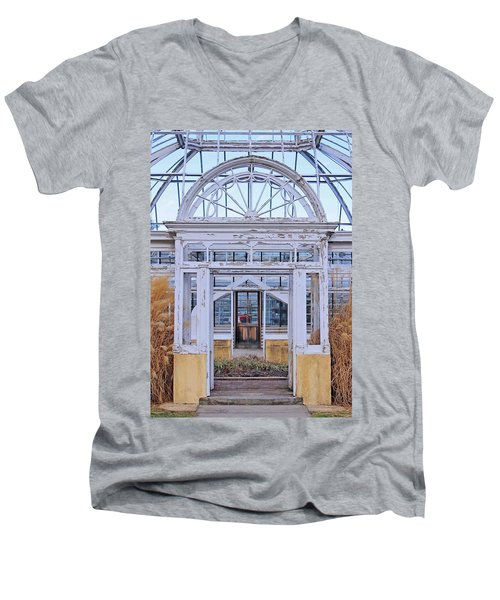 Triple Doorways Men's V-Neck T-Shirt
