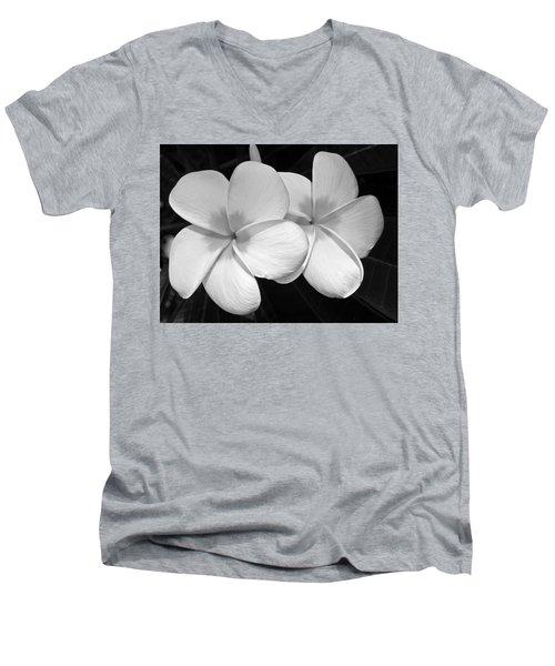 Tropical Beauty Men's V-Neck T-Shirt