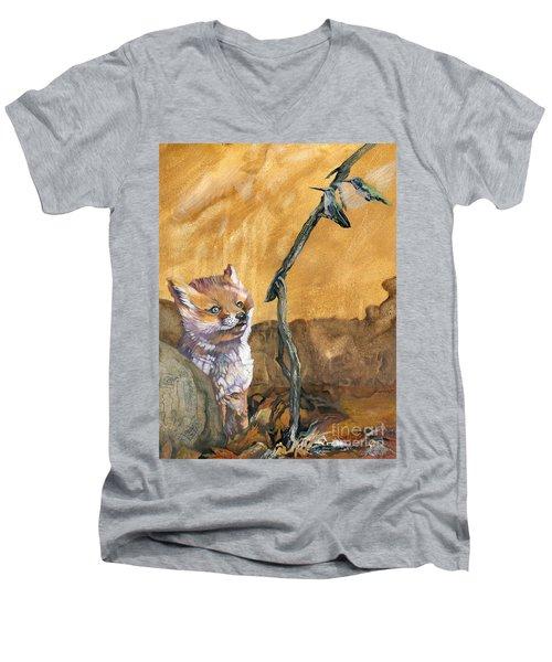 Tyrah's Tale Men's V-Neck T-Shirt