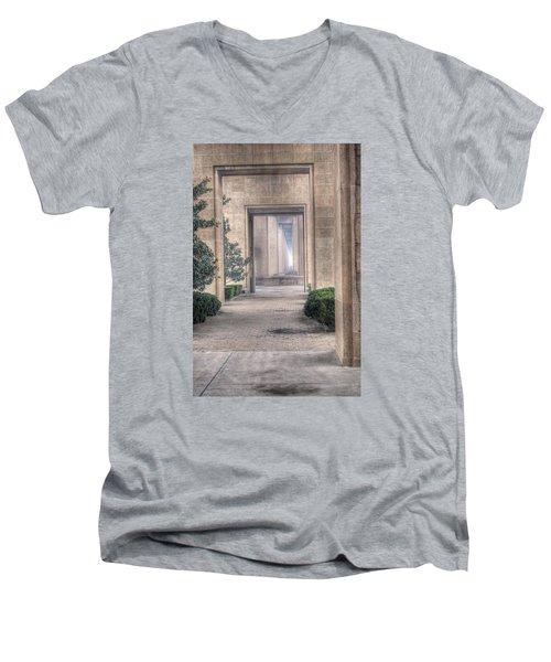 Under The Bridge Men's V-Neck T-Shirt