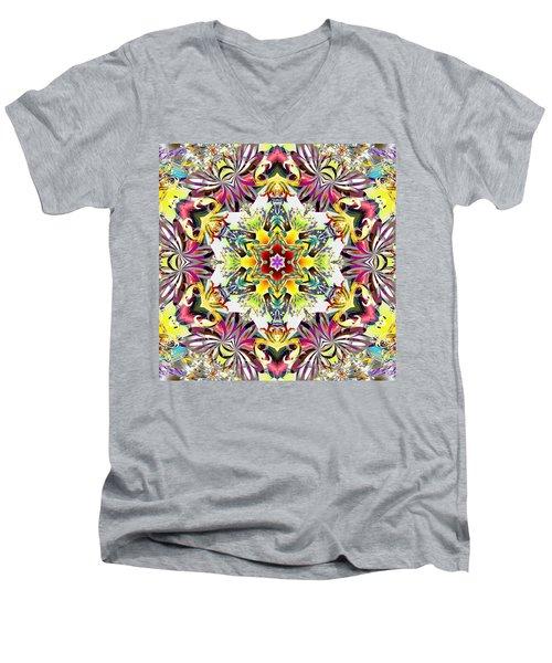 Unfolded Source Men's V-Neck T-Shirt