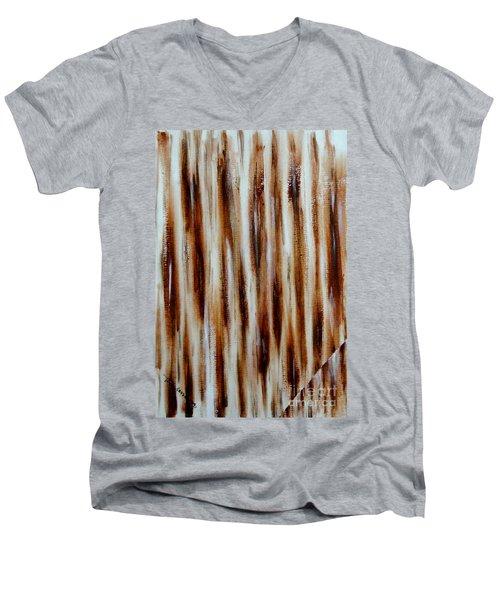 Break The Monotonous Men's V-Neck T-Shirt