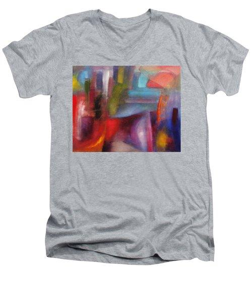 Untitled #3 Men's V-Neck T-Shirt