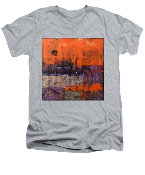Urban Rust Men's V-Neck T-Shirt