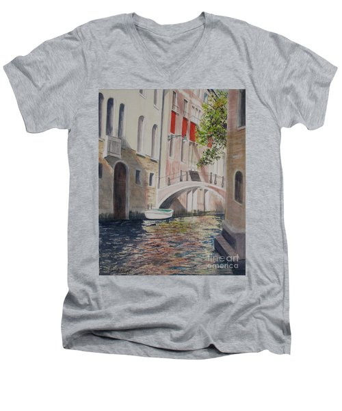 Venice 2000 Men's V-Neck T-Shirt