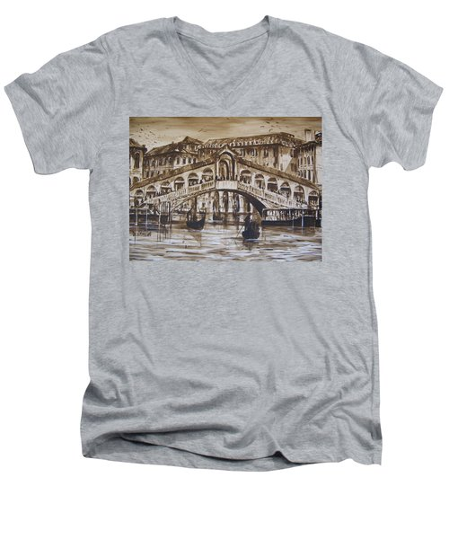 Venice Men's V-Neck T-Shirt