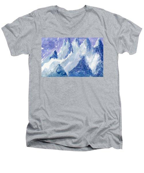 Vertical Horizons Men's V-Neck T-Shirt