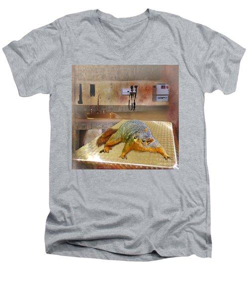Vet Office Men's V-Neck T-Shirt