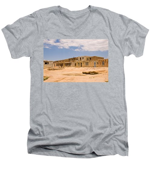 View From The Square Men's V-Neck T-Shirt
