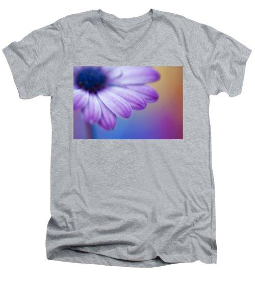 Violet 2 Men's V-Neck T-Shirt