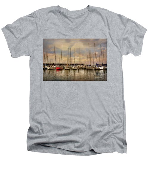 Waiting For The Weekend Men's V-Neck T-Shirt