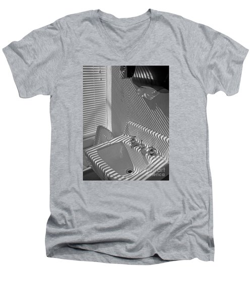 Wash Please Men's V-Neck T-Shirt