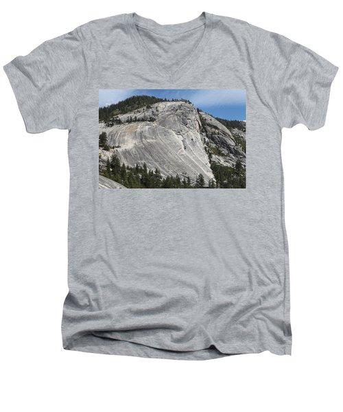 Water Marks Men's V-Neck T-Shirt