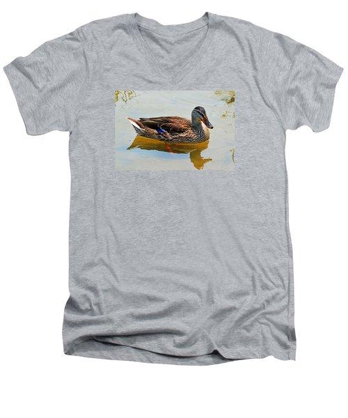 Waterfowl Men's V-Neck T-Shirt