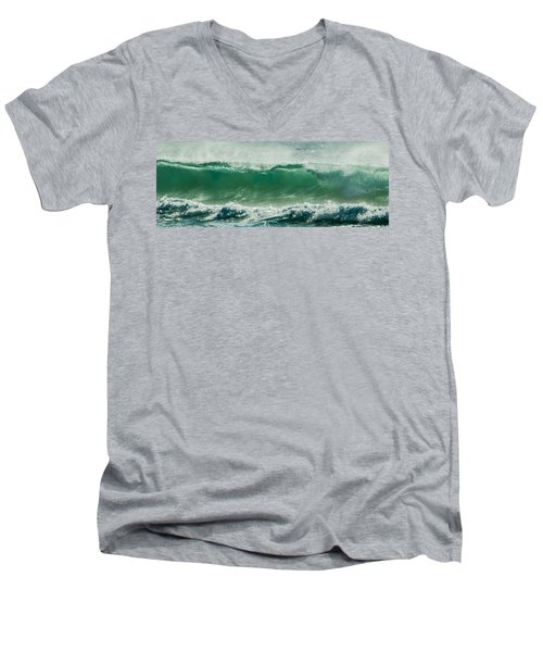 Wave 24 Men's V-Neck T-Shirt
