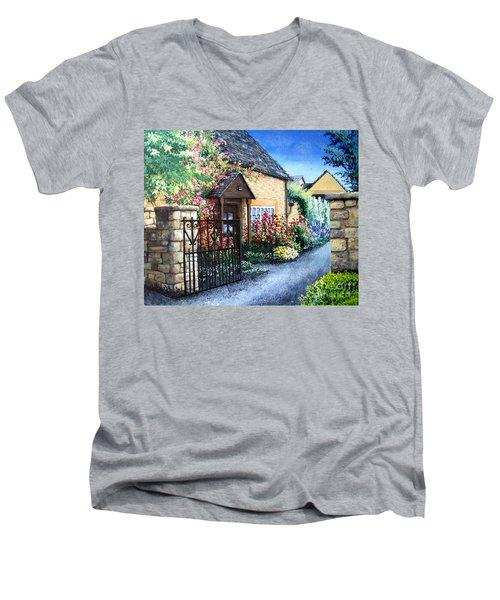 Welcome Home Men's V-Neck T-Shirt