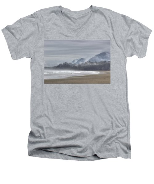 West Coast Mist Men's V-Neck T-Shirt