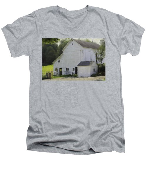 Westport Barn Men's V-Neck T-Shirt