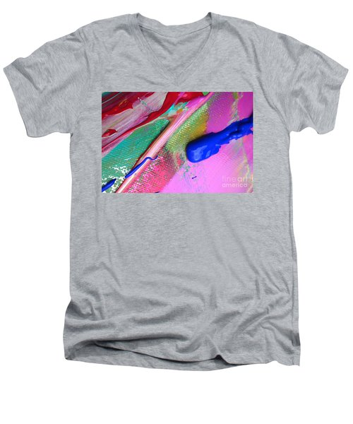 Wet Paint 31 Men's V-Neck T-Shirt