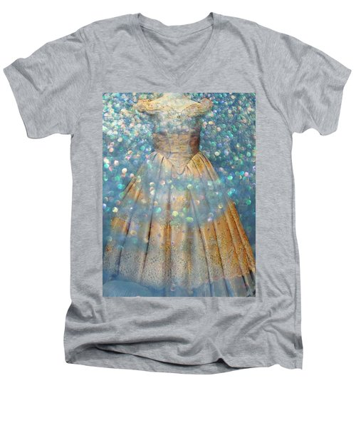 When You Wish Upon A Star Men's V-Neck T-Shirt