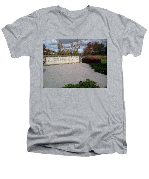 Where It All Started Men's V-Neck T-Shirt