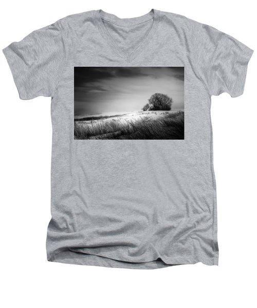 Where The Wild Winds Blow Men's V-Neck T-Shirt